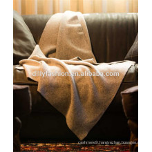 pure cashmer blanket luxury blanket knitted throw blanket