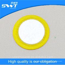 9 pouces basse fréquence 12 mm de diamètre piezo céramique élément bip