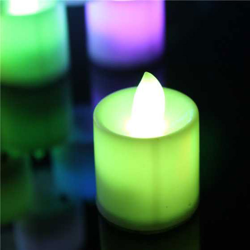 Color Led Candle 1
