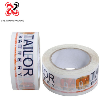 Hot Melt Printed Tape dengan Logo