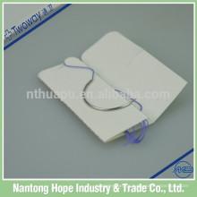 Agulhas de sutura curvas de boa qualidade com rosca para uso cirúrgico