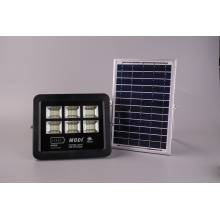 80W solar powered led flood light
