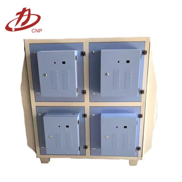 Odor removal system plasma organic exhaust gas purifiers