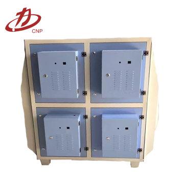 Sistema de remoção de odor purificadores de gases de escape orgânicos de plasma