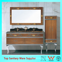 Calidad superior el diseño más popular del gabinete del lavabo