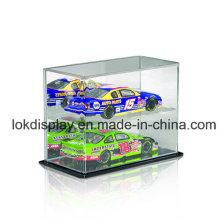 2 Tier-Acryl-Display-Box, Kunststoff-Box, Autos Aufbewahrungsbox