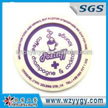 3D weich Pvc-Cup Coaster