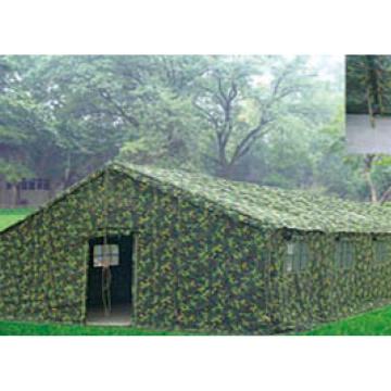 Tenda de armazenamento militar de campo