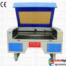 (CE & FDA) Goldensign Doppel-Kopf bewegliche Laser-Schneidemaschine
