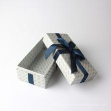 Boîte de papier d'emballage d'emballage de chocolat de fantaisie de conception