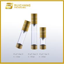 Aluminium Cosmetic Airless Bottle