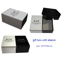Rigid Paper Chocolate Box with a Drawer