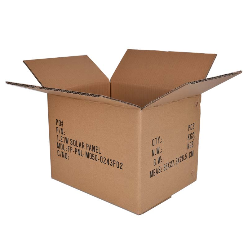 Export Packaging Carton