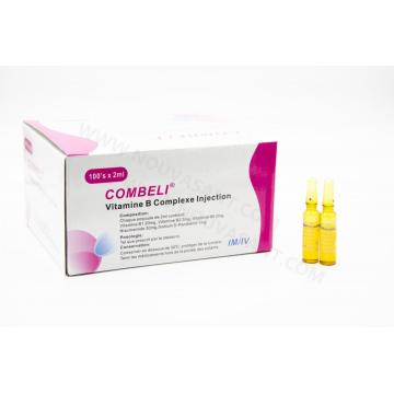 Complexe Vitamine B Injection 2ml