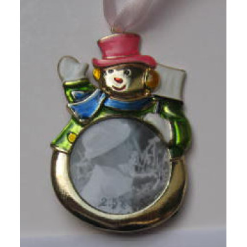 Snowman Frame For Promotional