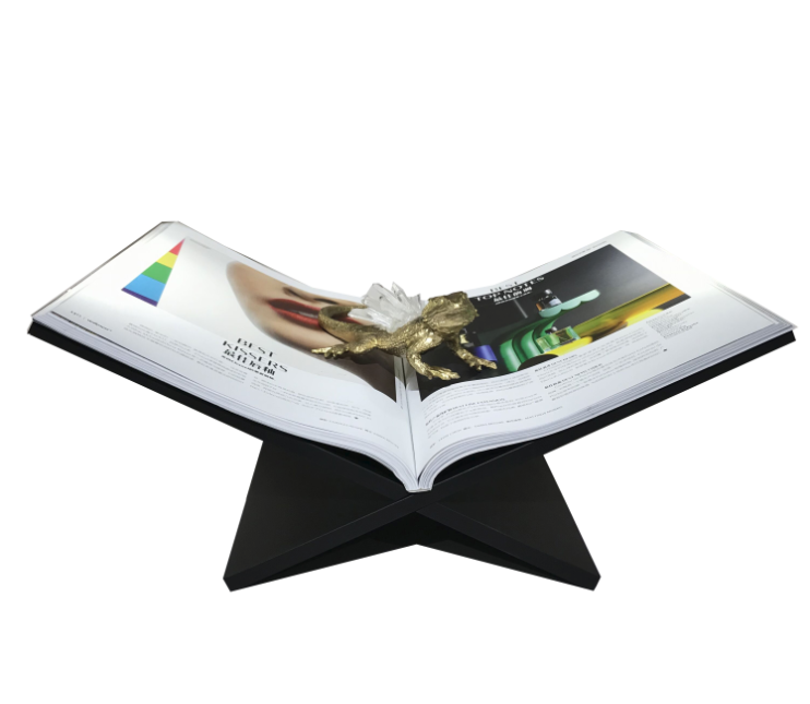 Acrylic Book Holder Stands