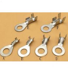 High precision progressive die stamping flat terminal lug