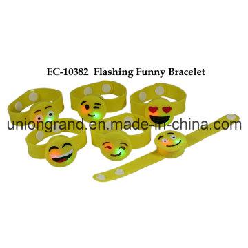 Flashing Funny Bracelet