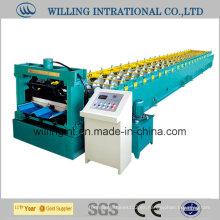Fabricante de fabricación de maquinaria de materiales de construcción de baldosas de acero con mejores ventas