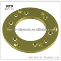 PCD cup wheel for epoxy and glue removing