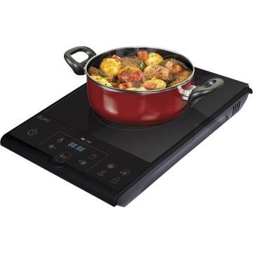 Pulsador 120V 1800W ETL C-ETL cocina de inducción eléctrica para EE.UU.