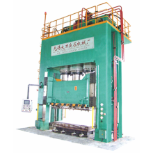 Prensa hidráulica de formación compuesta 1000T