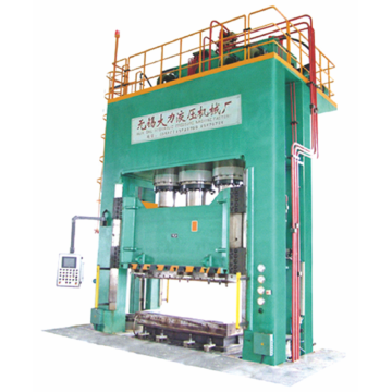 1000T CNC Composite Forming Hydraulic Press