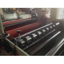 Decorative Frosted Glass Film Automatic Laminator with Slitting Function