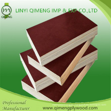 18mm Waterproof Film Faced Plywood with Poplar Core