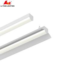 2018 novo design linear led alta bay light 40 w 60 w led tubo linear luz escritório uso de supermercado ce rohs aprovado