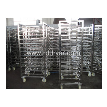 Cucumber and rattan dry hot air circulation oven