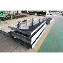 Fabrication de tôle d'aluminium ondulée de jauge de bobine Gi