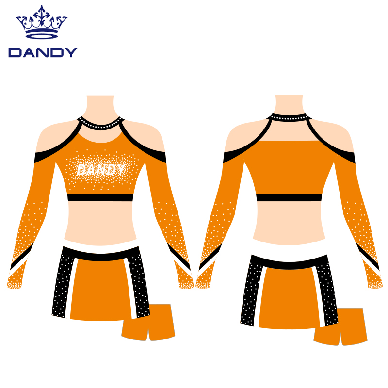 customizable cheer uniforms
