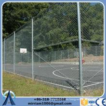 Barato y de alta calidad proporciona una mayor seguridad cerca de la cadena de alambre cerca fábrica de alambre de púas