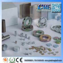 Hohe Qualität N35 N42 N52 Starker Neodym Ndefeb Permanent Magnet