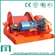 Cabrestante-Electrc de alta calidad con baja velocidad de elevación