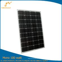 Sistema de energía solar 100W-5kw Inicio Sistema solar Sistema de panel solar (SGM-100W)
