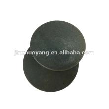 Serviço de usinagem CNC personalizado peça de fundição de ferro fundido dúctil