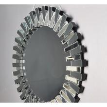 Стеклянное подвесное зеркало для внутренней отделки