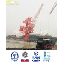 Fixed Model Single Jib Port Crane
