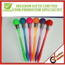 Customized logo Led Light Ballpoint Pen