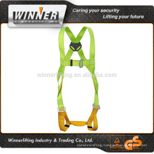 cheap price safety harness and rope lanyard