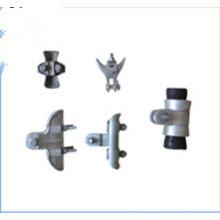Collier de suspension Xgu Wire pour ADSS / Opgw