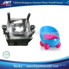 La moda diseñó el precio atractivo del molde de la silla de bebé Potty del moldeo por inyección plástico fábrica