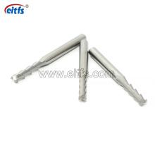 Good Performance Carbide Aluminium Square End Mill for CNC Cutting