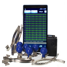 12-Kanal Bluetooth Ecg Machine für Android-System