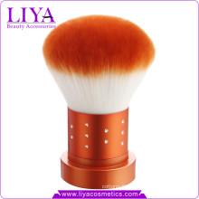 Color Shine Custom Kabuki Makeup Brushes With Rhinestone on Handle