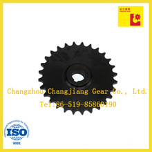 Transmission Motorcycle Chain Bevel Sprocket Gear with Chemical Black Finish