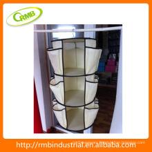 organic cotton shoe bags/(RMB)
