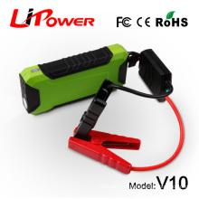 Emergency Vehicle Tools Mini Jump Starter 12000mah Hand Tool Kits Car Jump Starter With SOS